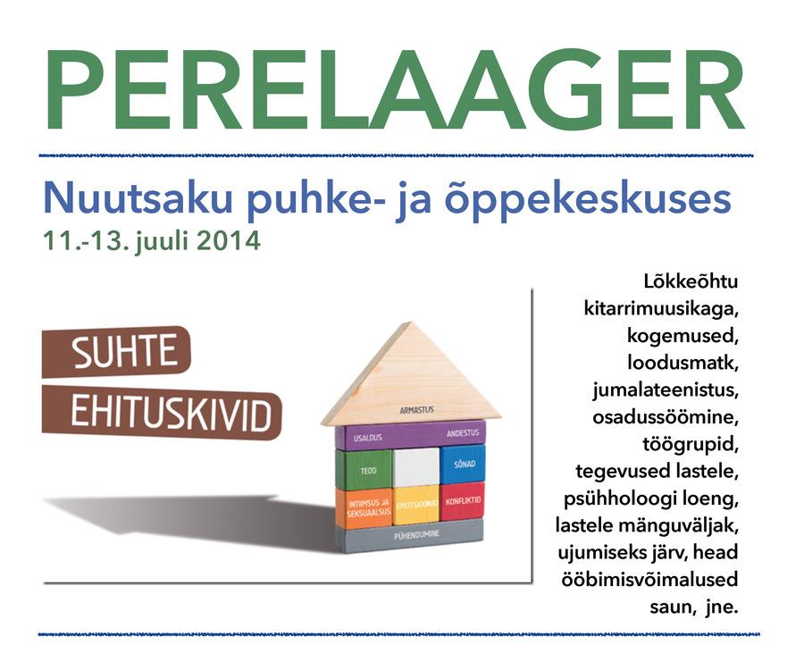 Perelaagri reklaam