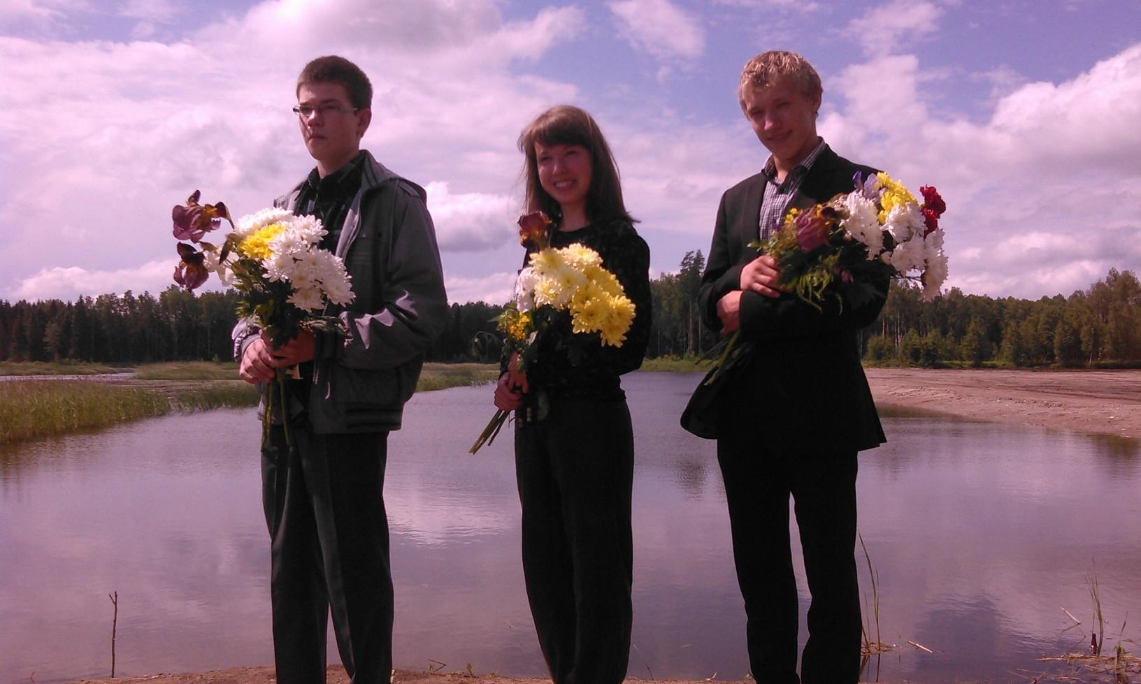 Ristimine Järvamaal -Andres, Pille-Riin ja Ermo